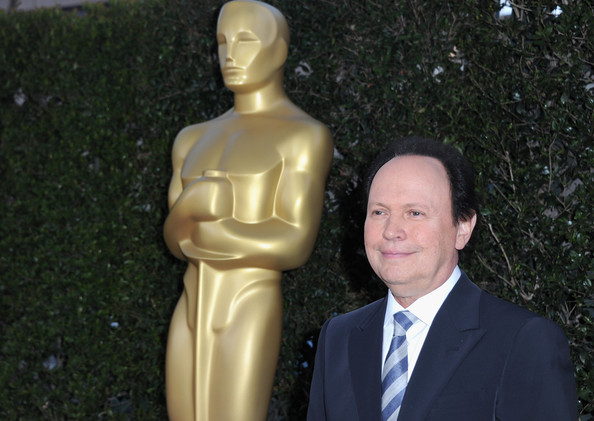 Billy Crystal Steps In to Host Oscars