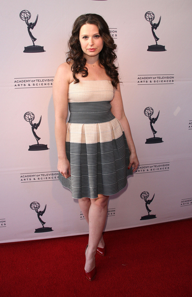 Katie Lowes Photos Photos - The Academy Of Television Arts ...