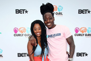 Ace Hood Curlfest - BET Sponsors VIP Reception, Panel Discussion, And Photo Booth