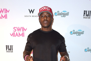 Ace Hood Sports Illustrated And Wall Present SWIMMIAMI 2017 Opening Party - Backstage/Front Row