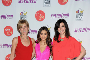 """Jayne Jamison Actress Nina Dobrev Launches """"Like Her, Like Me"""" And Searches For The Next Mother-Daughter Milk Mustache Got Milk? Stars - Arrivals"""