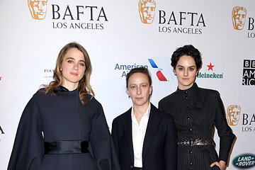 Adèle Haenel The BAFTA Los Angeles Tea Party - Arrivals