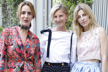 Ada Kokosar The Business Of Fashion Celebrates Caroline Hu During Paris Haute Couture Week