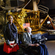 Adaeze Uyanwah London's Official Guest of Honour Tours The Science Museum With The World's Most Famous Physicist Stephen Hawking