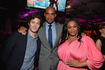 Adam Brody Stars at the 'Baggage Claim' Afterparty