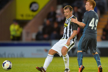 Adam Campbell St Mirren v Newcastle United - Pre Season Friendly