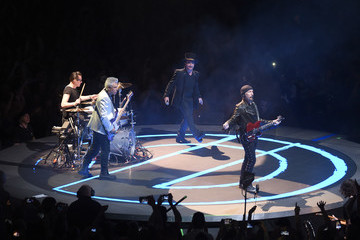 Adam Clayton U2 Performs In Concert - Nashville, Tennessee