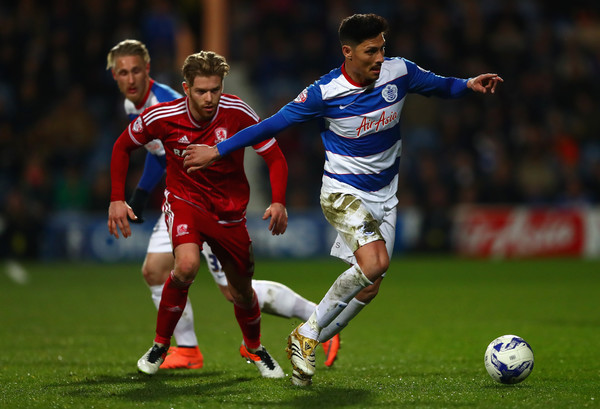 Queens Park Rangers v Middlesbrough - Sky Bet Championship