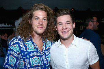 Adam DeVine Blake Anderson Los Angeles Special Screening And After Party For The Netflix Film 'The Package'