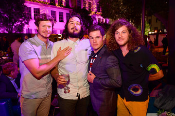 Adam DeVine Kyle Newacheck Los Angeles Premiere Of New HBO Series 'The Righteous Gemstones' - After Party