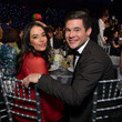 Adam DeVine 25th Annual Critics' Choice Awards - Inside