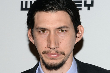 Adam Driver Celebs at the Whitney Museum Annual Art Party