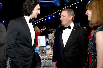 Adam Driver 26th Annual Screen Actors Guild Awards - Cocktails