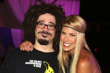 Adam Duritz La Palestra Kids Benefit 2013 - East Hampton Studios - Inside