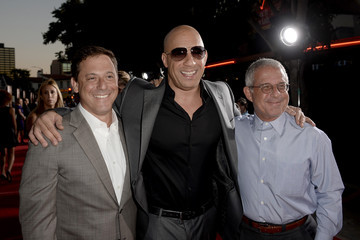 Adam Fogelson 'Riddick' Premieres in LA — Part 4