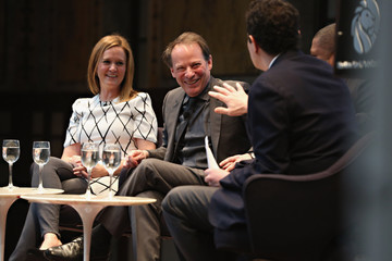 Adam Gopnik New York Public Library Lunch 2016: A New York State of Mind