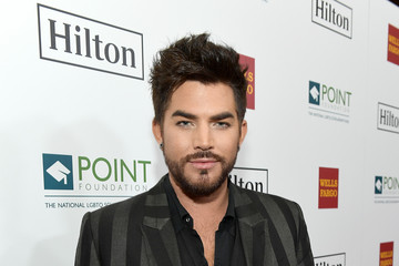 Adam Lambert Point Honors Los Angeles 2017, Benefiting Point Foundation - Red Carpet