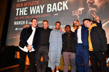 "Adam Lefkoe ""The Way Back"" Q&A Screening With Ben Affleck And Co-Stars In Atlanta, GA"