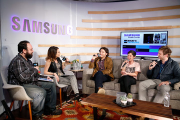 Adam Pally The Samsung Studio At SXSW 2015