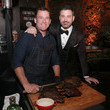 Adam Perry Lang Jimmy Kimmel Celebrates With Tequila Don Julio And Ciroc