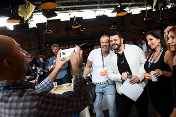 Adam Richman Food Network & Cooking Channel New York City Wine & Food Festival