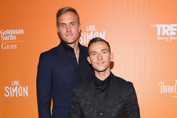 Adam Rippon The Trevor Project TrevorLIVE NYC 2018 - Arrivals And Cocktails