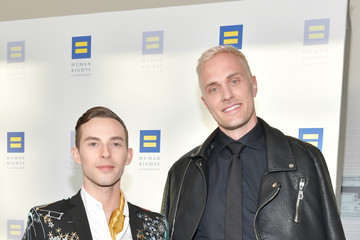 Adam Rippon The Human Rights Campaign 2019 Los Angeles Dinner - Arrivals