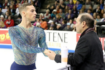Adam Rippon 2018 Prudential U.S. Figure Skating Championships - Day 4