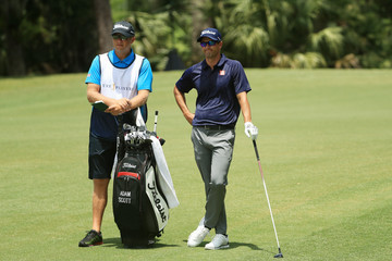 Adam Scott THE PLAYERS Championship - Round Three