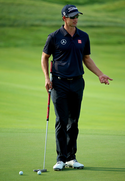 how to start a club at adam scott