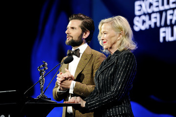 Adam Scott 22nd CDGA (Costume Designers Guild Awards) – Show And Audience