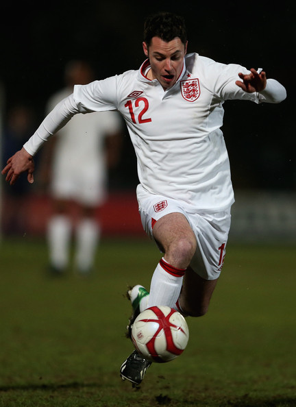 Adam Smith Photos Photos - England U21 v Romania U21 ...