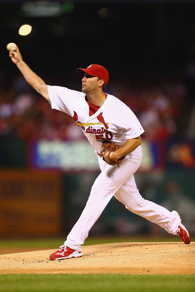 Adam Wainwright - Milwaukee Brewers v St Louis Cardinals