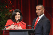 Mike Woods and Tamsen Fadal Photos Photo
