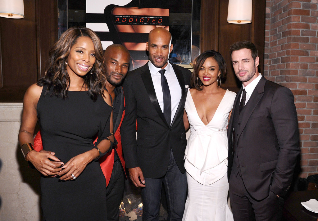 Tasha Smith Sharon Leal Photos Addicted Afterparty In