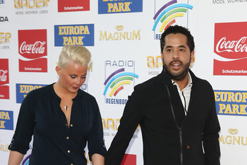Adel Tawil Skoda At Radio Regenbogen Award 2015