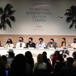 """Adele Exarchopoulos """"Bac Nord"""" Press Conference - The 74th Annual Cannes Film Festival"""