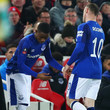 Ademola Lookman Liverpool v Everton - The Emirates FA Cup Third Round