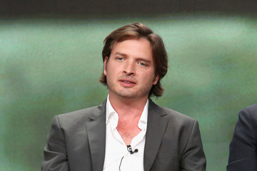 Aden Young SundanceTV TCA Panel for 'Rectify'
