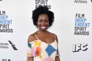 Adepero Oduye 2017 Film Independent Spirit Awards  - Red Carpet