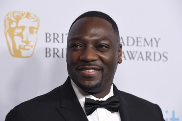 Adewale Akinnuoye-Agbaje 2019 British Academy Britannia Awards presented by American Airlines and Jaguar Land Rover - Arrivals