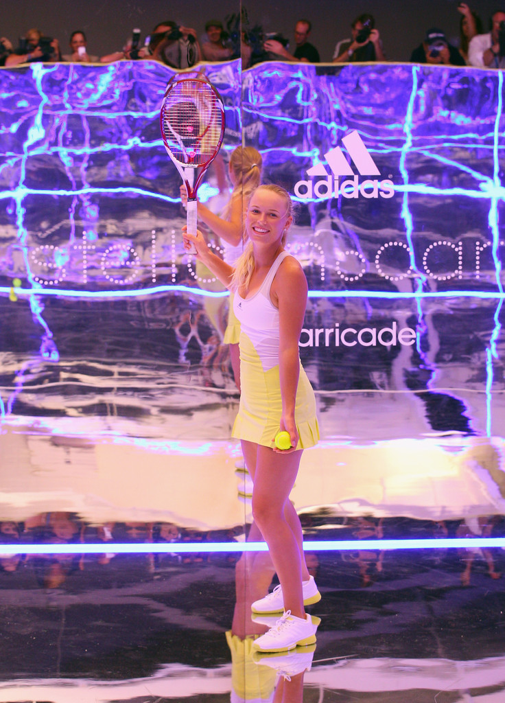 Caroline Wozniacki - 3 - Page 7 Adidas+Stella+McCartney+Media+Launch+tN1IU8UbSJQx