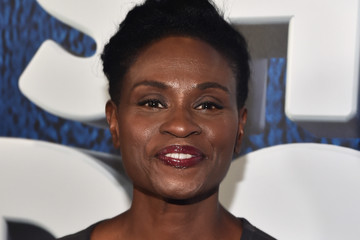 Adina Porter Premiere Of Global Road Entertainment's 'Show Dogs' - Red Carpet