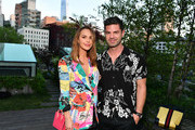 Arielle Kebbel and guest attend Adore Me x Pride 2019 hosted By Gigi Gorgeous at Gitano on June 27, 2019 in New York City.