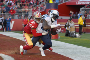 Adrian Colbert Tennessee Titans vSan Francisco 49ers