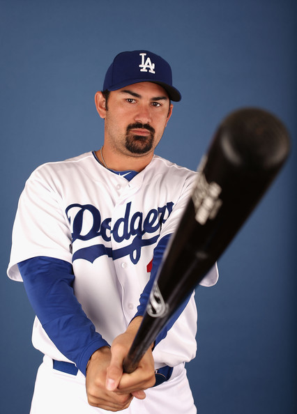 Adrian Gonzalez Net Worth