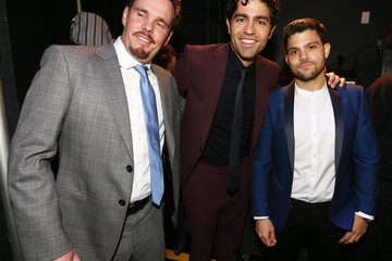Adrian Grenier Inside the MTV Movie Awards