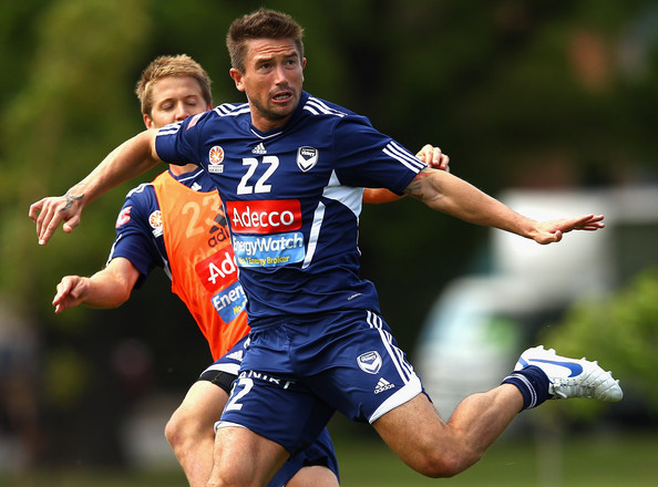 Melbourne Victory Training Session []