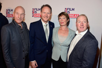 Adrian Scarborough The Film Is GREAT Reception - Red Carpet
