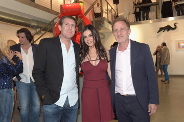 Adriana De Moura French Sculptor Richard Orlinski Comes to Miami: US Opening Party at Markowicz Fine Art Gallery Presented By Inlist